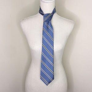 DKNY Blue & White Tie